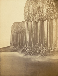 Colonnade Of Basaltic Pillars, Staffa